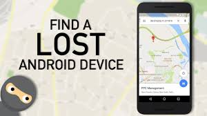 How to find a stolen Android phone